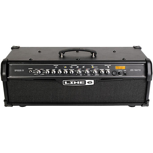 Line 6 Spider IV HD150 150W Guitar Amp Head