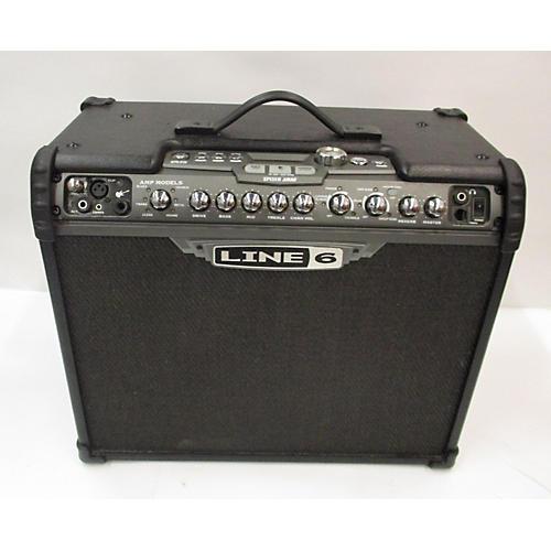 used line 6 spider jam 75w 1x12 guitar combo amp guitar center. Black Bedroom Furniture Sets. Home Design Ideas