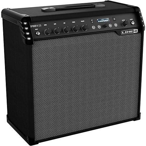 line 6 spider v 120 120w 1x12 guitar combo amp guitar center. Black Bedroom Furniture Sets. Home Design Ideas