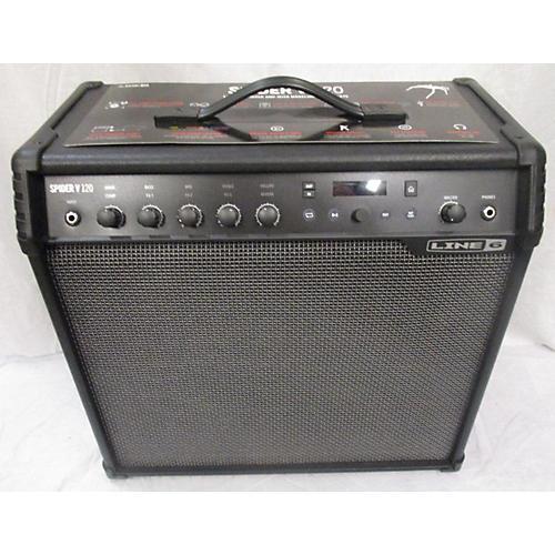 Line 6 Spider V 120W 1x12 Guitar Combo Amp