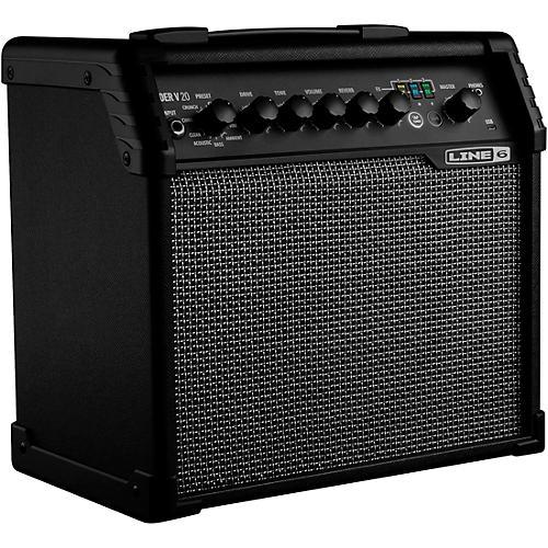 Line 6 Spider V 20 20W 1x8 Guitar Combo Amp