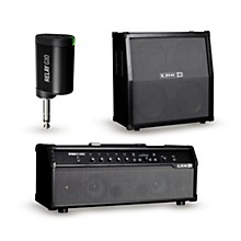 Line 6 Spider V 240HC 240W Head and 412 320W 4x12 Speaker Cabinet and G10T Wireless Transmitter