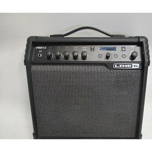 Line 6 Spider V 30W 1x12 Guitar Combo Amp