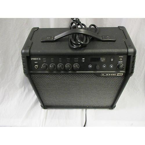 Line 6 Spider V 30w Guitar Combo Amp