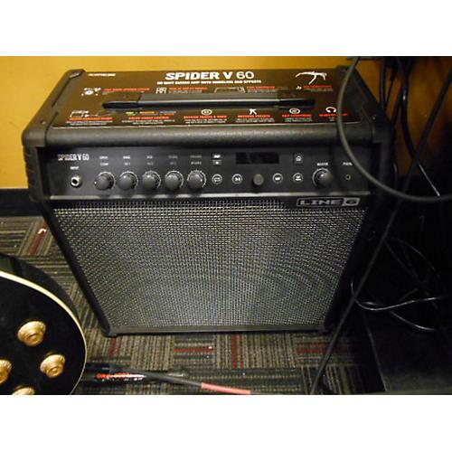 Line 6 Spider V 60W Guitar Combo Amp