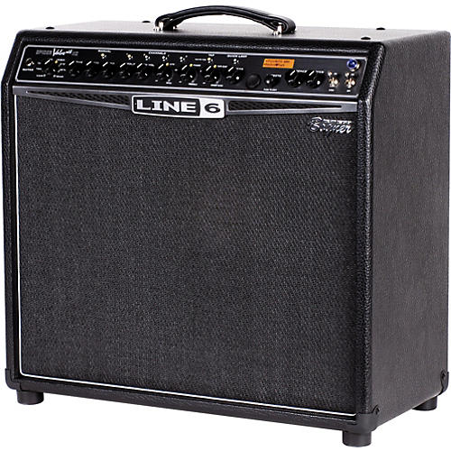 line 6 spider valve 112 mkii 40w 1x12 guitar combo amp black guitar center. Black Bedroom Furniture Sets. Home Design Ideas