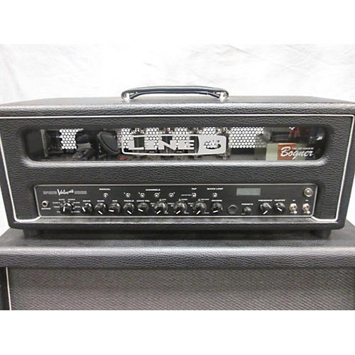 Line 6 Spider Valve HD100 MKII W/fbv Mkii Tube Guitar Amp Head