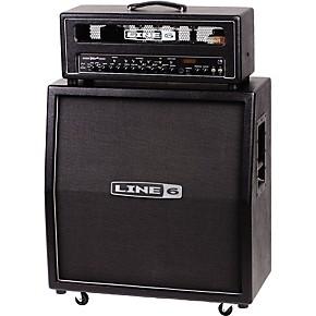line 6 spider valve hd100 mkii and 412vs half stack guitar center. Black Bedroom Furniture Sets. Home Design Ideas