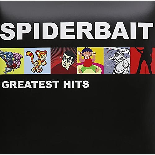Alliance Spiderbait - Greatest Hits: 25th Anniversary Edition