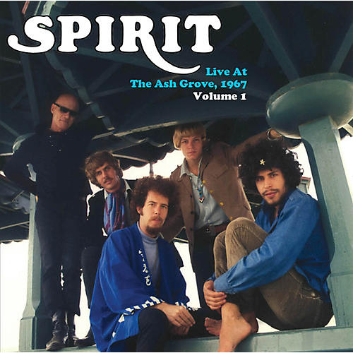 Alliance Spirit - Live At The Ash Grove 1967 - Vol. 1