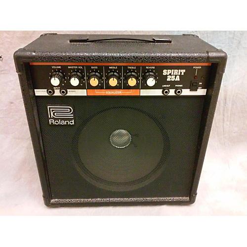Roland Spirit 25a Guitar Combo Amp
