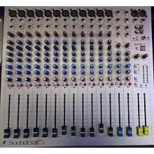 Soundcraft Spirit E12 Powered Mixer