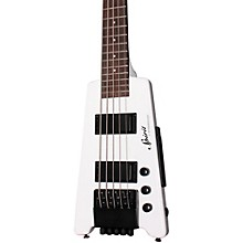 Spirit XT-25 5-String Standard Bass White