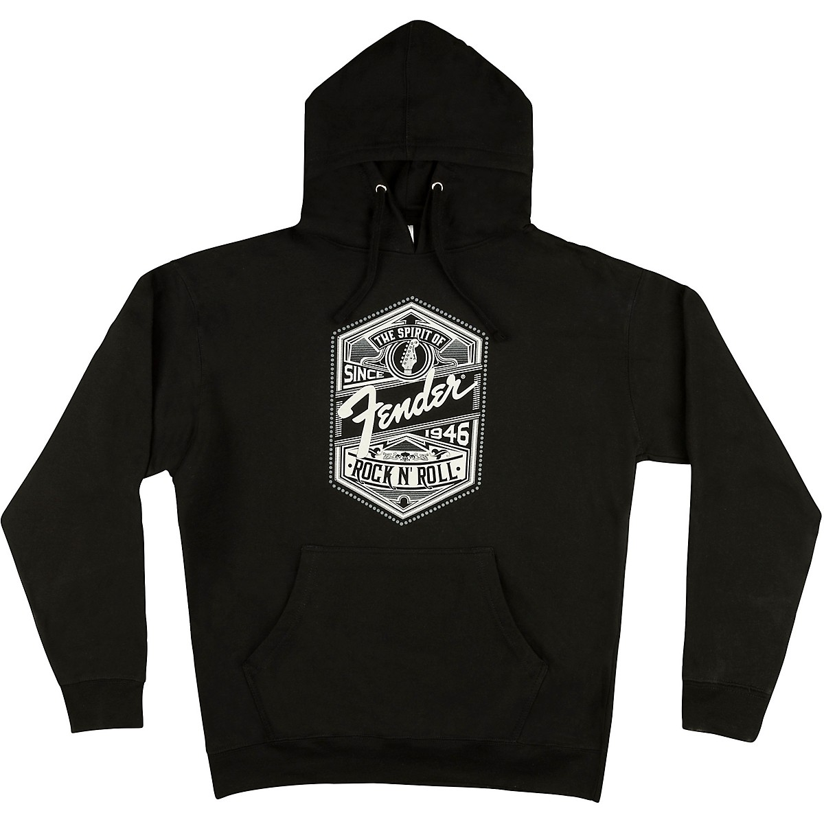 Fender Spirit of Rock 'N' Roll Hoodie