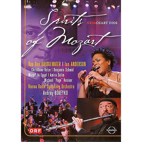 Alfred Spirits of Mozart - DVD
