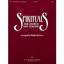H.T. FitzSimons Company Spirituals for Church and Concert