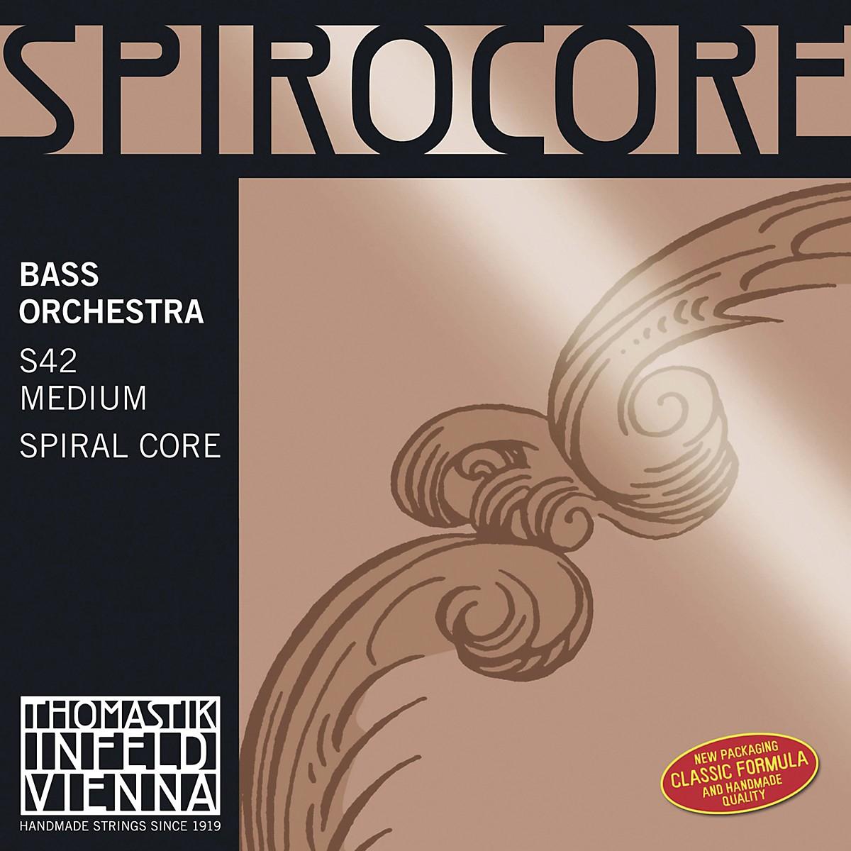 Thomastik Spirocore 4/4 Size Double Bass Strings