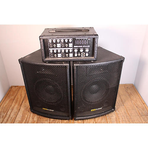 SHS Audio Spm4125 Pa Package Sound Package