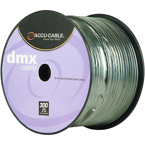 American DJ Spool 5-Pin DMX Cable