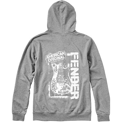 Fender Spraypaint Sweatshirt Gray