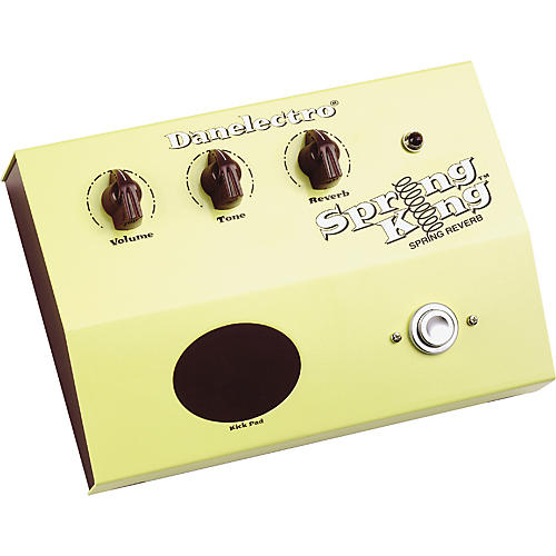 Danelectro Spring King Spring Reverb Guitar Center