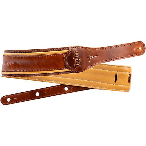 Taylor Spring Vine Leather Guitar Strap