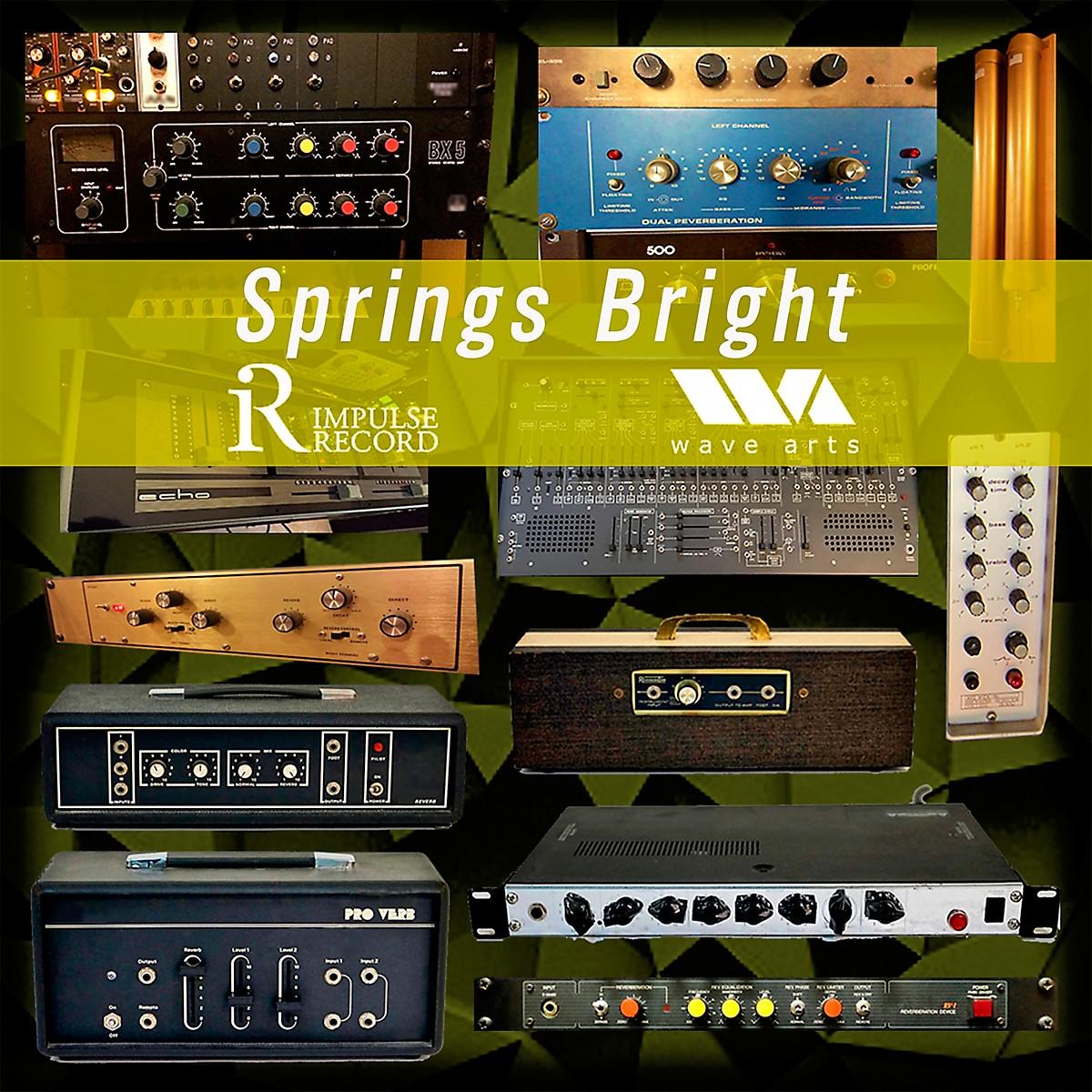 Impulse Record Springs Bright