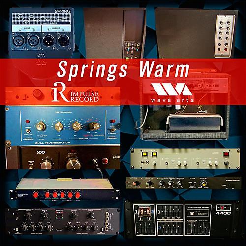 Impulse Record Springs Warm