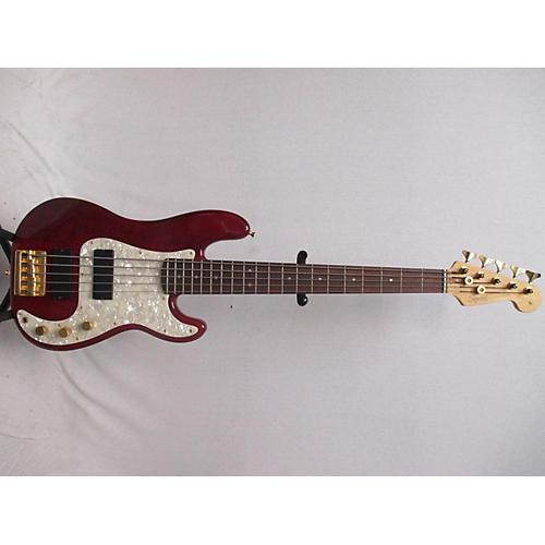 Fender Squier Electric Bass Guitar