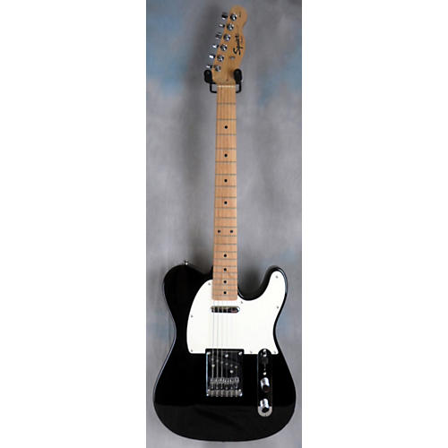 Fender Squire Affinity Telecaster Black Solid Body Electric Guitar