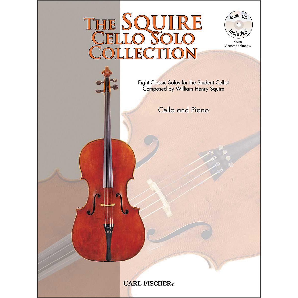 Carl Fischer Squire Cello Solo Collection, Book