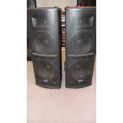 Mackie Sr1522z (pair) Powered Speaker