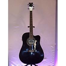 Stadium St-ny-977ceq Acoustic Electric Guitar