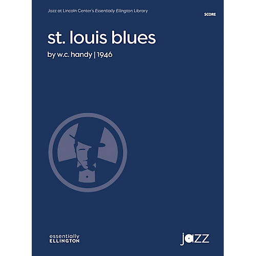 Alfred St. Louis Blues Conductor Score 4 (Medium Advanced / Difficult)