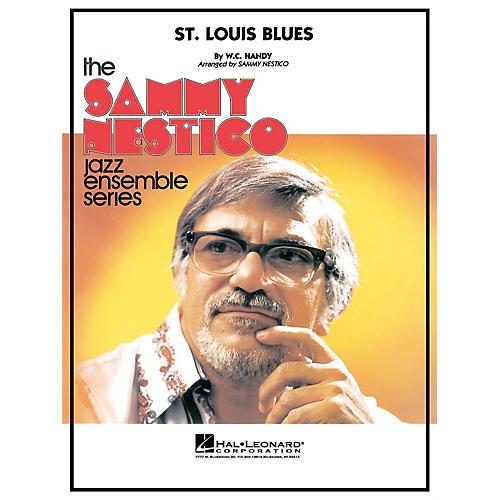 Hal Leonard St. Louis Blues Jazz Band Level 4 by Glenn Miller Arranged by Sammy Nestico