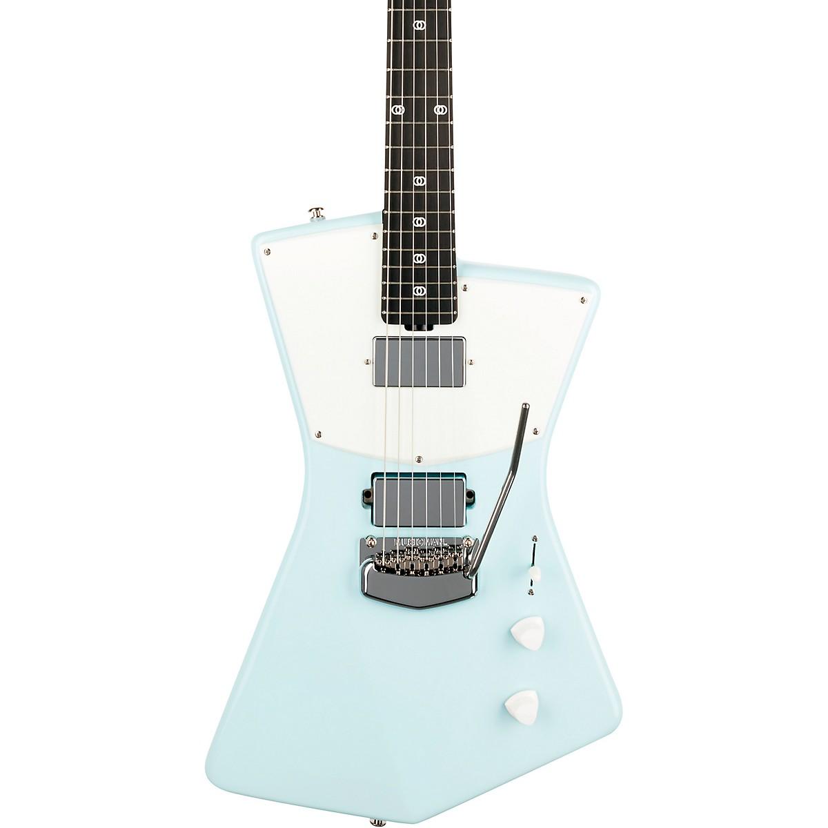 Ernie Ball Music Man St. Vincent HH Ebony Fingerboard Electric Guitar