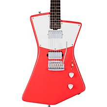 St. Vincent HH Electric Guitar Fiesta Red