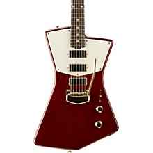 St. Vincent Signature Gold Hardware Electric Guitar Heritage Red
