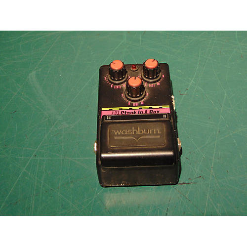 Washburn Stack In A Box Effect Pedal
