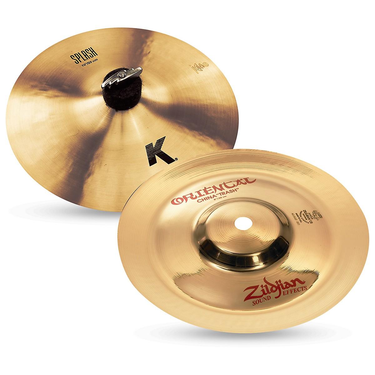 Zildjian Stacktober Day 1 Cymbal Set