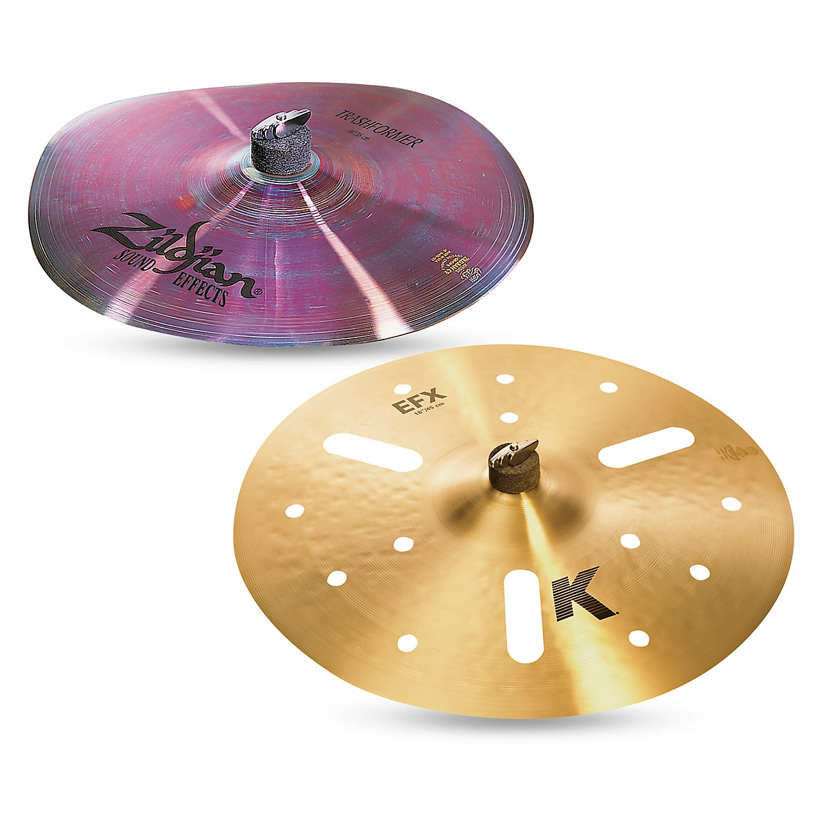 Zildjian Stacktober Day 2 Cymbal Set