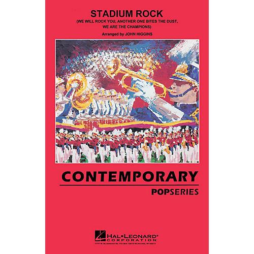 Hal Leonard Stadium Rock Marching Band Level 3 Arranged by John Higgins