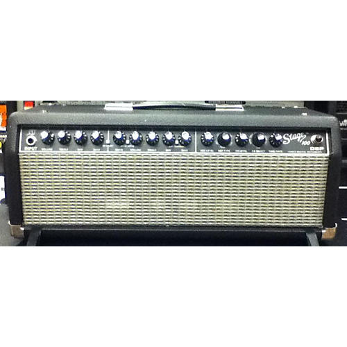 Fender Stage 100 Dsp Solid State Guitar Amp Head