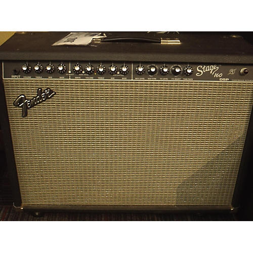 Fender Stage 160 DSP Guitar Combo Amp