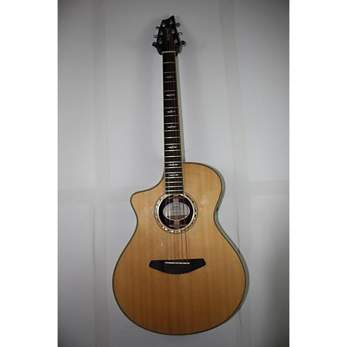 Breedlove Stage Concert Left Handed Acoustic Electric Guitar