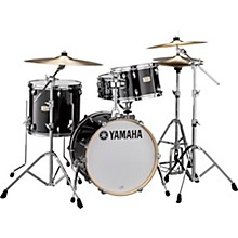Stage Custom Birch 3-Piece Bop Shell Pack Raven Black