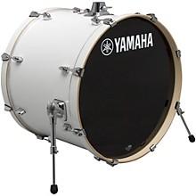 Stage Custom Birch Bass Drum 18 x 15 in. Pure White