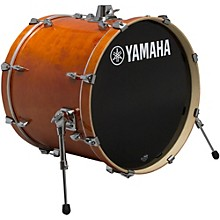 Stage Custom Birch Bass Drum 24 x 15 in. Honey Amber
