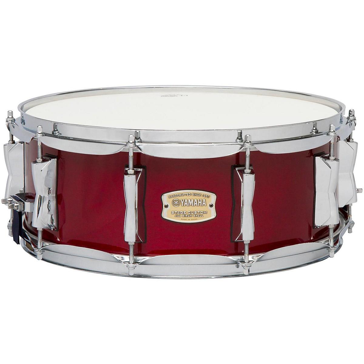 Yamaha Stage Custom Birch Snare 14x5.5