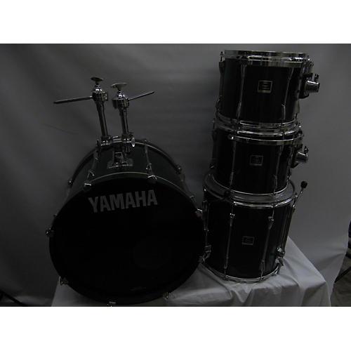Used Yamaha Stage Custom Drum Kit Marina Green Guitar Center